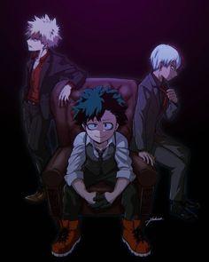 Boku no Hero Academia - Mypin Club - yaoi-blcd Boku No Hero Academia, My Hero Academia Memes, Hero Academia Characters, My Hero Academia Manga, Otaku Anime, Manga Anime, Anime Art, Deku Cosplay, Deku Boku No Hero