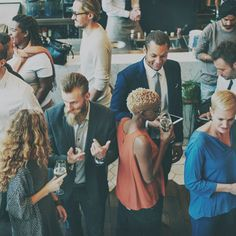 Corporate events & company gatherings often stink! Lack of creativity & planning typically. Here's how to break free from the ordinary business events! Professional Networking, Business Networking, Networking Events, Business Professional, Professional Development, Business Events, Corporate Events, Business Tips, Business Articles