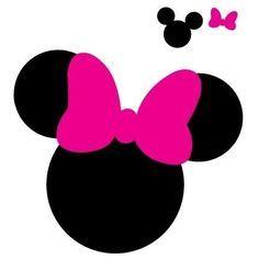 Mickey Mouse Ears Printable Template