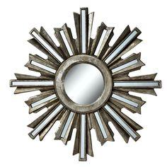 SPI Home Deco Sunburst Wall Mirror & Reviews | Wayfair 75$