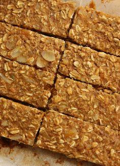 Low FODMAP & Gluten free Recipe - Breakfast bars