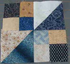 Really great post on leaders and enders from chain piecing and how to make quilts from them. Great read!