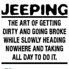 #jeep Pickups can do it too ;)
