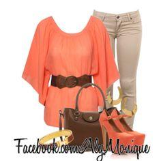orange and tan  $499.00