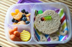 Even though school lunches are getting better nutritionally, many parents prefer to supply their kids' lunches themselves. Even so, ideas for tasty, nutritious lunches kids will love can be in short supply on a Sunday evening following a busy weekend. Here are a few suggestions to solve that problem: Cold lunches: Lean, low-fat turkey, ham or roast beef with lettuce and tomato on whole wheat lavash or tortillas Deviled ham and pickle sandwich Mozzarella cheese and tomato sandwich Chicken ...
