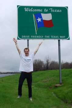 Student coordinator August Hunt from the Kildonan School Chapter of Project Eye-To-Eye, being LD and proud in Texas!