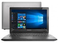 "Notebook Lenovo G40 Intel Core i3 4GB 1TB - LED 14"" Windows 10"