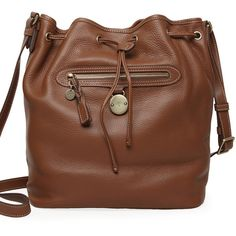 Mulberry Somerset Drawstring Bag. ($720) ❤ liked on Polyvore