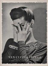 Van Cleef & Arpels 1943 Jewels Art Deco