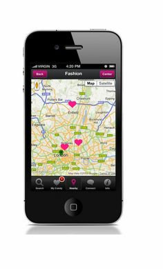 Use the #GPS #Map in this #App to find local craft events & actitives in the UK. Available to download on the #iPhone and #Android http://craftcandy.co.uk/app