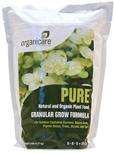 Botanicare Pure Granular Grow 665 Formula with 8Percent Calcium Plant Food 5Pound 5Pack *** You can find out more details at the link of the image.