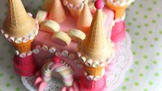 Gâteau Château de bonbons