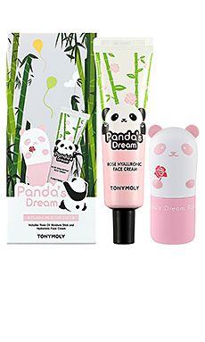 Tonymoly Pink Moisture Duo Panda S Dream Tony Moly Moisturizer