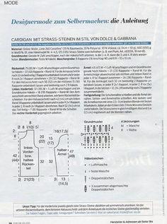 Lindo Casaquinho em Crochê Dolce & Gabbana - Como Fazer Croche.ART.BR