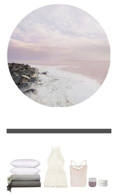 """""""TAGS x 2"""" by missmelodies ❤ liked on Polyvore featuring Zimmermann, Fien de Graaf, Byredo and Royal Copenhagen"""