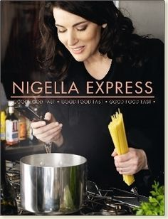 "Read ""Nigella Express Good Food Fast"" by Nigella Lawson available from Rakuten Kobo. Nigella Lawson and her style of cookery have earned a special place in our lives, symbolizing all that is best, most ple. Nigella Lawson, Fast Good, Mint Salad, Best Cookbooks, Slow Roast, Cookery Books, My Cookbook, Wrap Recipes, Thermomix"