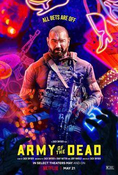 Dave Bautista, Nora Arnezeder, Theo Rossi, Omari Hardwick, Hd Movies, Movies Online, The Dead Movie, Netflix Review, Leaving Las Vegas