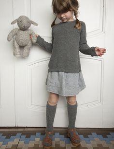 Búho Barcelona: Bohemian Kids' Clothes - Petit & Small Encontrado en petitandsmall.com