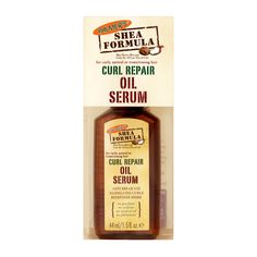 Palmer's Shea Formula Curl Repair Oil Serum 44ml - feelunique.com