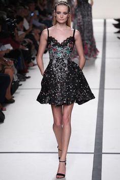 vogue-is-viral:  Elie Saab Spring 2014 Ready-to-wear