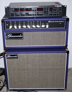 Show Your Purple Amps | The Gear Page