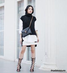 Новое от Olivia Lazuardy Fashion Bloggers b630236cdd417