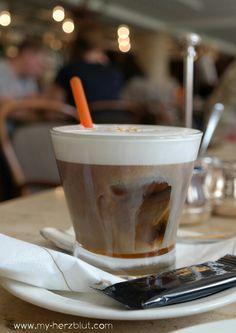 Cold Brew Orange Coffee - Rezept aus dem Hause Dallmayr jetzt auf dem Blog!