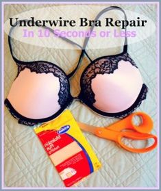 This post is about bra repair but in the comments I found this! Smart!  Salad Spinners are PERFECT for washing delicates. Just enough water and soap to soak whatever you're washing, spin, dump the soap water, fill with water and spin again (until soaps out) dump the rinse water, spin again to almost totally dry the things, and hang dry the rest of the way.  use gentle detergent like baby shampoo or lingerie soap. Elastic breaks down over time when exposed to normal and heavy detergents.