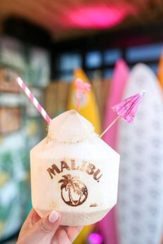 Summer In Nyc, Malibu Rum, Tabu, Cocktails, Coconut, Sequins, Bows, Christmas Ornaments, Holiday Decor
