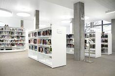 Lummen Public Library, Belgium