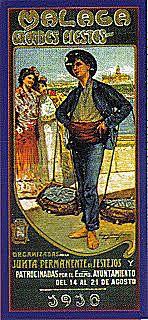 Feria de Malaga 1930