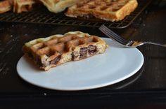 Cookies & Cream Waffles   Always Order Dessert