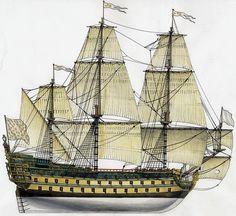 Soleil Royal 1669