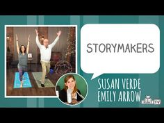 StoryMakers Interview with author Susan Verde and singer/songer Emily Arrow - KidLit.TV