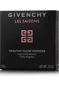 Givenchy Beauty - Healthy Glow Powder - 00 Moonlight Saison - Beige - one size