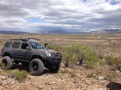 PIX of the year 2015 Nissan Xterra
