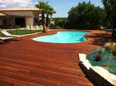 Terrasse piscine waterair   Projet piscine   Pinterest