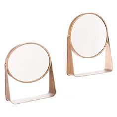 Zuo Modern Zuo Set of 2 Table Mirror Gold