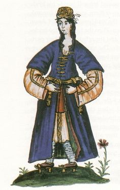 Article on Italian versions of Turkish Coats Isabella's SCA pages |