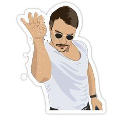 sal descarado • Also buy this artwork on stickers, apparel, phone cases y more.