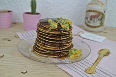 Pancakes Protéinés – Goonora Pancake Proteine, Breakfast, Blog, New Recipes, Food, Morning Coffee, Morning Breakfast