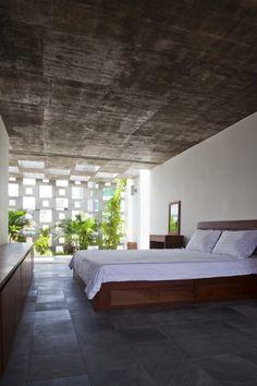 Binh Thanh House   Vo Trong Nghia Architects + Sanuki + Nishizawa architects   Vietnam, 2013