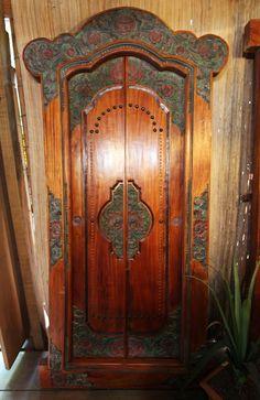 Balinese door for your home http://www.baligarden.com