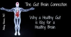 Gut Brain Connection: Why a Healthy Gut is the Key to a Healthy Brain & Happy Mood-- Mary Vance, NC