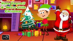 Have Yourself A Merry Little Christmas - Popular Christmas Carol With Ly...