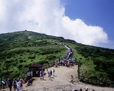 #Jirisan Mountain, Korea