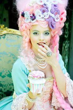 Marie Antoinette by Wildberry Studio & Rhondda Scott