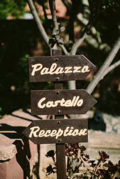 Wedding signs   Greece Wedding