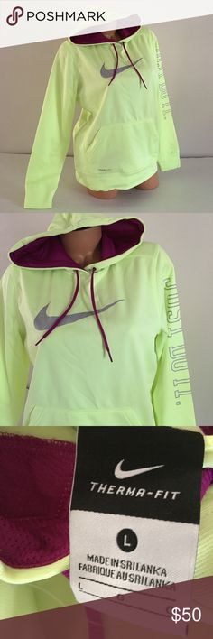 Nike pullover large NEw without tag Nike pullover large Nike Sweaters