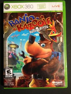Banjo kazooie till xbox 360